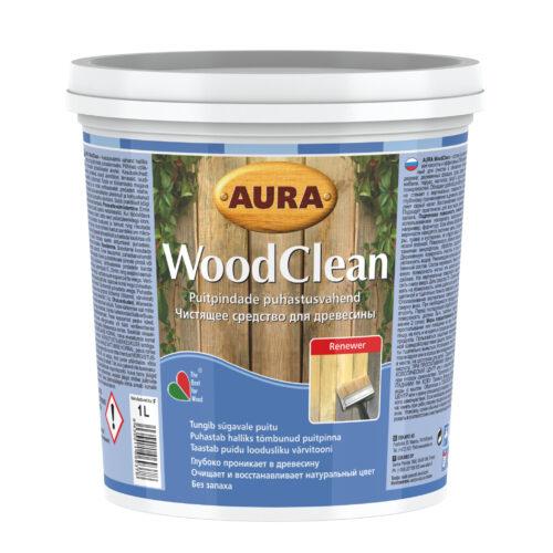 WoodClean для обновления древесины в Нижнекамске
