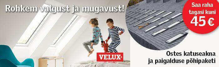 Velux 1.09-31.10