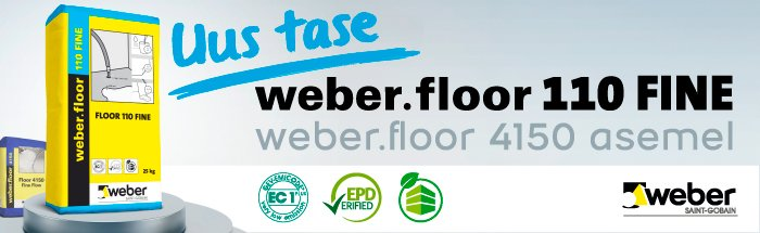 Weber - põrand