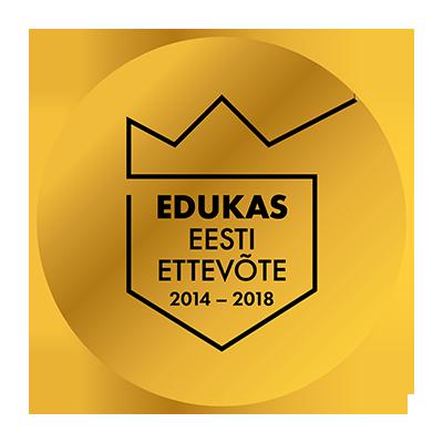 Edukas Eesti ettevõte 2014-2018