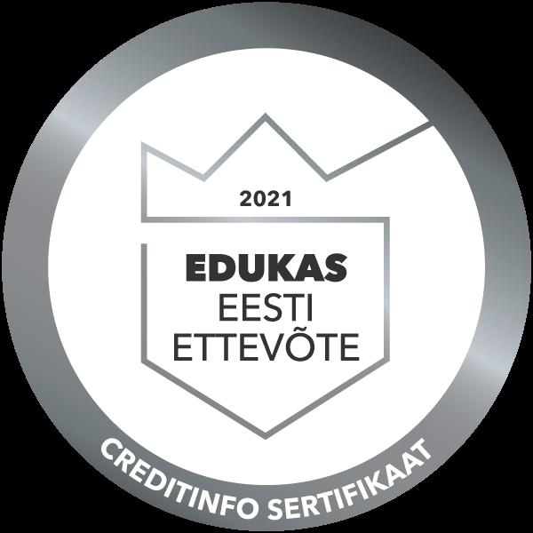 Edukas Eesti ettevõte 2014-2021